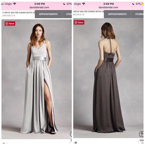 8645863a7fd Vera Wang Bridesmaid dress size 12